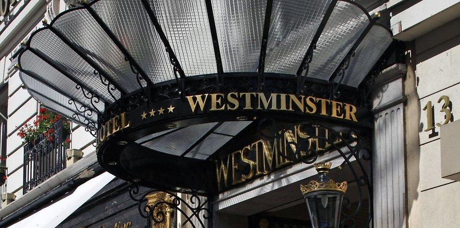 HOTEL WESTMINSTER, PARIS ****
